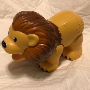 Fisher price little people lion